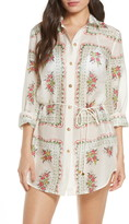 Tory Burch Brigitte Beach Cover-Up Tunic