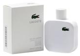 Lacoste Eau De Blanc Eau de Toilette Spray (3.3 OZ)