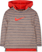 Nike Striped Therma Hoodie, Toddler Girls (2T-4T) & Little Girls (2-6X)