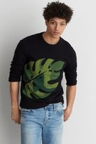 American Eagle Outfitters AE Palm Tree Crew Sweater