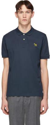 Paul Smith Navy Slim Fit Polo