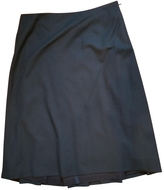Celine Wool Skirt