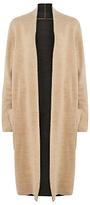 Phase Eight Gianina Knitted Coat, Stone