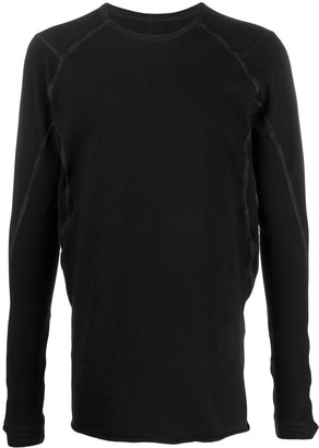 Isaac Sellam Experience Trimmed Crew-Neck Pullover