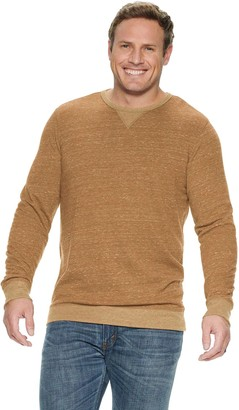 Sonoma Goods For Life Big & Tall Super Soft Double Knit Crewneck Tee
