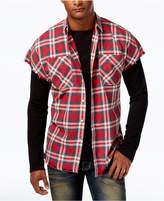American Rag Men's Garcia Plaid Cotton Shirt, Only at Macy's