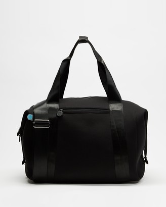 Chuchka - Women's Black Duffle Bags - Large Duffle - Size One Size at The Iconic
