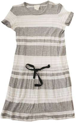 Band Of Outsiders Grey Cotton Dress for Women