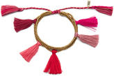 Natalie B Dara Tassel Bracelet