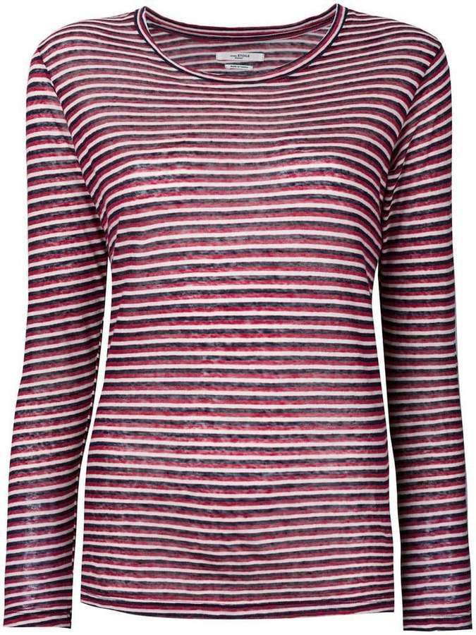 Etoile Isabel Marant Aaron longsleeved T-shirt