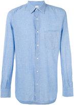 Aspesi plain shirt - men - Cotton - S