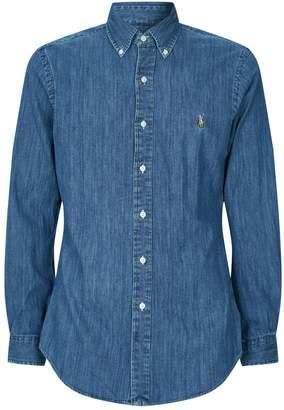 Polo Ralph Lauren Denim Oxford Shirt