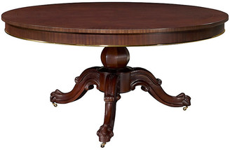 Ralph Lauren Home Heiress Dining Table - Estate Mahogany