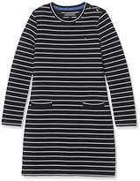 Tommy Hilfiger Girl's Shift Hwk L/S Dress