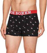 Joe Boxer Men's Rudolph Fitted Boxer