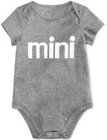 First Impressions Parent & Baby Mini-Me Cotton Bodysuit, Baby Boys & Girls (0-24 months), Only at Macy's