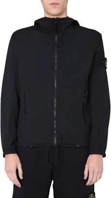 Stone Island logo jacket