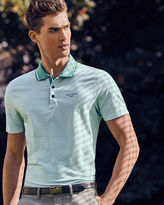 Ted Baker Tee print polo shirt
