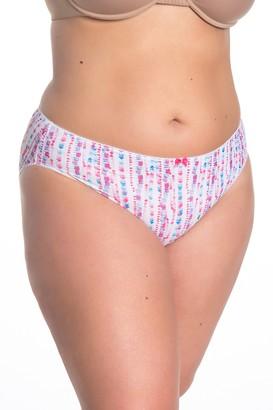 Elomi Kim Brief Panties (Regular & Plus Size)