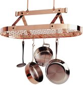 Enclume 3-Foot Oval Rack with Grid in Copper