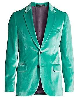 Paul Smith Men's Velvet Soho Jacket