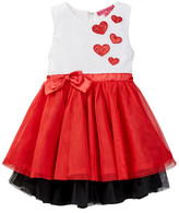 Betsey Johnson Sequin Bodice & Tulle Bottom Dress (Little Girls)
