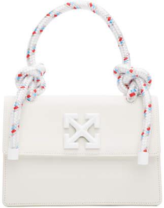 Off-White Off White White Gummy Jitney 1.4 Bag