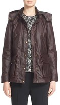 Belstaff Women's 'Tourmaster' Hooded Waxed Cotton Jacket