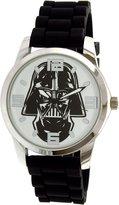 Star Wars Boy's SWCAQ16011 Silicone Quartz Fashion Watch
