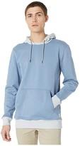 Paul Smith PS Organic Cotton Hoodie (Blue) Men's Clothing