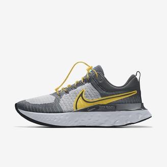 Nike Custom Running Shoe React Infinity Run Flyknit 2 By You