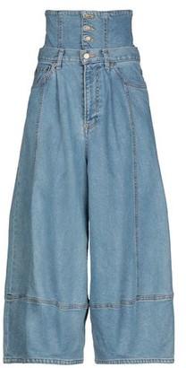 Zucca Denim trousers