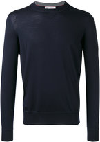 Brunello Cucinelli crew neck jumper - men - Cashmere/Virgin Wool - 50