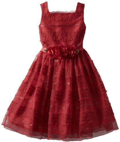 Sweet Heart Rose Girls 7-16 Sleeveless Occasion Dress