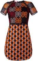 Giamba embroidered dress