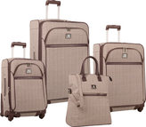 Anne Klein Women's Calgary 4-Piece Luggage Set