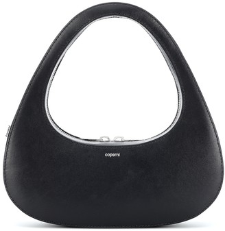 Coperni Baguette Swipe leather shoulder bag