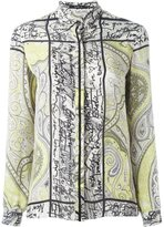 Etro multiple prints longsleeved shirt - women - Silk - 42