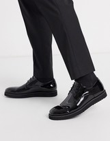 Truffle Collection Patent Brogues