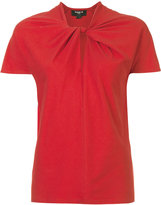 Paule Ka tie knot detail T-shirt