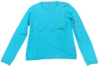 Malo Turquoise Cashmere Knitwear for Women