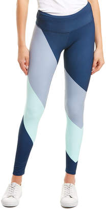 Threads 4 Thought Threads For Thought Cascades Printed Legging