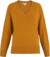 Whistles Cashmere V Neck Sweater