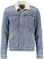 AllSaints IKANO Denim jacket indigo blue