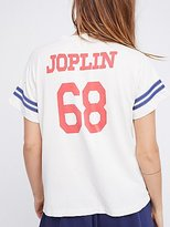 Original Retro Brand Jersey Tee by at Free People