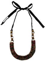 Marni Multicolor Fabric Necklace