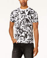 Sean John Men's Big & Tall Graffiti-Print T-Shirt