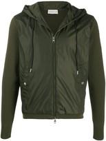 Moncler front panels zipped jacket