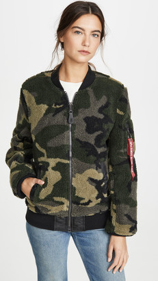 Alpha Industries Sherpa Flight Jacket