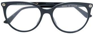 Gucci Cat Eye Glasses